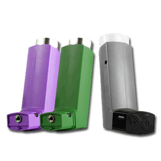 PUFFiT portable vaporizer looks like an inhaler!