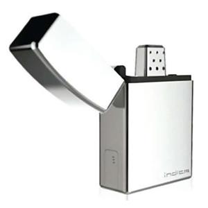 The indica vaporizer looks like a zippo lighter