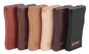 RYOT MPB Magnetic Poker Box dugout one hitter comes in multiple colors.