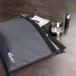 This smell proof bag is a great way to hide stinky bud smells and keep your stash safe and discreet.