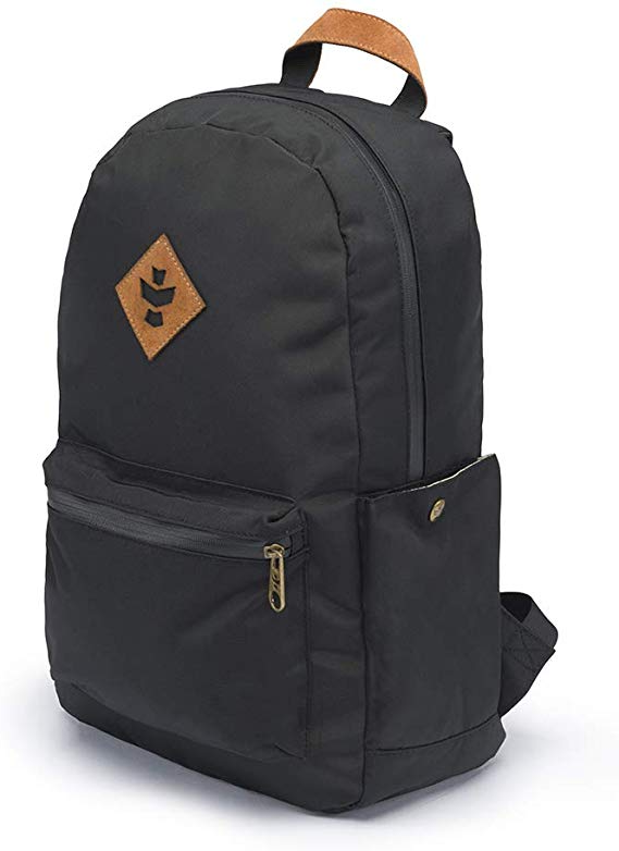 odor resistant backpack hides smells and is great for weed smoking accessories