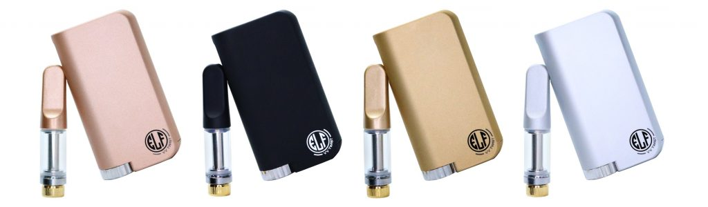 This tiny, discrete vaporizer from HoneyStick is an awesome 510 cartridge battery that comes in a bunch of cool colors.